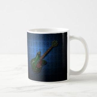 KuuMa Guitar 09 (B) Mugs