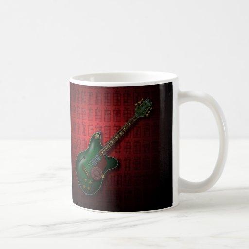 KuuMa Guitar 09 (R) Mug
