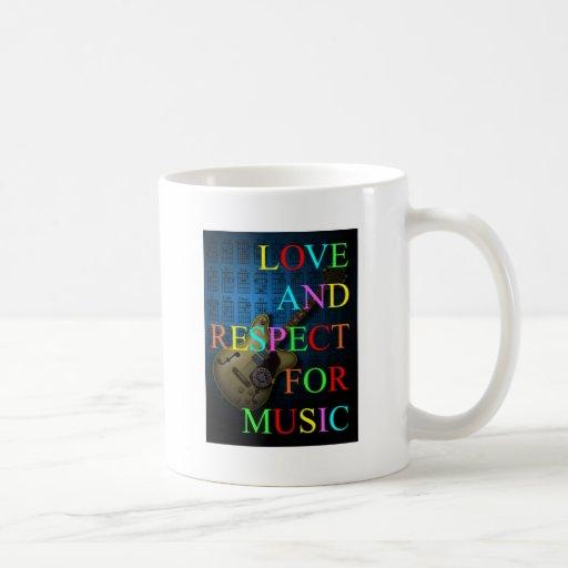 KuuMa Guitar Love 10 Coffee Mugs