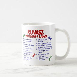 KUVASZ Property Laws 2 Coffee Mug