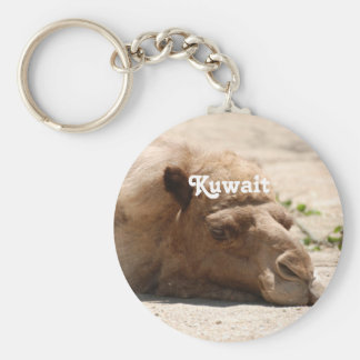 Kuwait Camel Key Ring