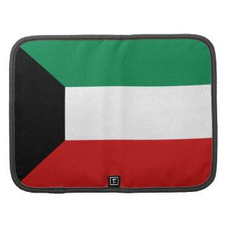 Kuwait Flag Folio Organizer
