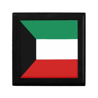 Kuwait Flag Gift Box