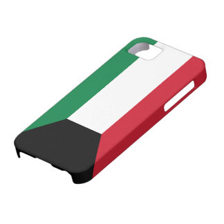 Kuwait Flag iPhone 5 Cover