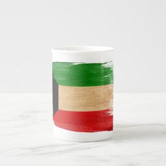 Kuwait Flag Porcelain Mug