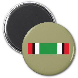Kuwait Liberation Saudi Ribbon 6 Cm Round Magnet