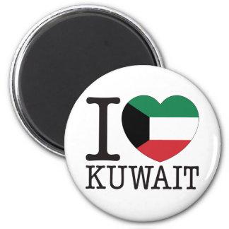 Kuwait Love v2 Magnet