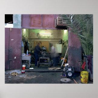 Kuwait Mechanics 3 Poster