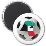 Kuwait national team fridge magnet