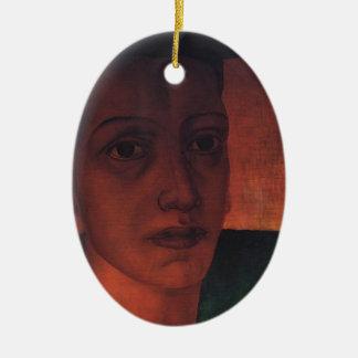 Kuzma Petrov-Vodkin- Monumental Head Ornament