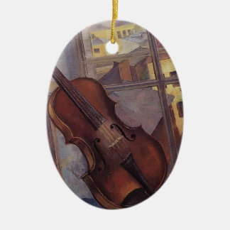 Kuzma Petrov-Vodkin- Violin Ornament