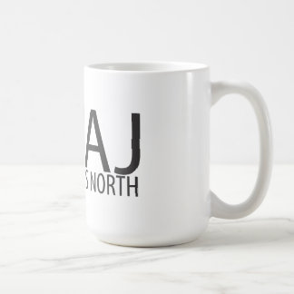 KWAJ Nine Degrees North Coffee Mug