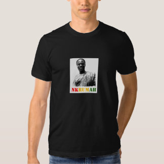 Kwame Nkrumah Basic T-shirt (Dark) for men