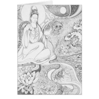 Kwan Yin Card