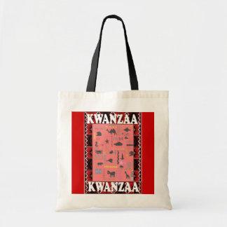 Kwanzaa -African animals Tote Bag