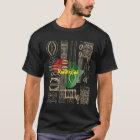 Kwanzaa  African Tribe Symbols T-Shirt