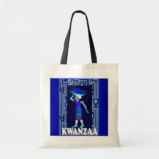 Kwanzaa -Carrying is best this way Tote Bag