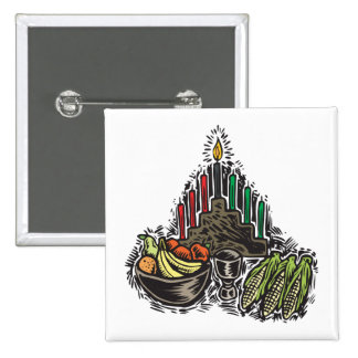 Kwanzaa Food Pins