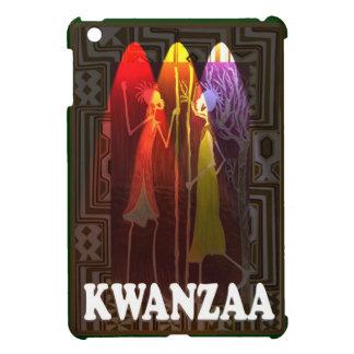Kwanzaa, friendship brings light iPad mini case