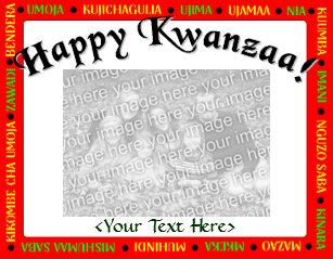 Kwanzaa cards zazzle uk kwanzaa greeting card template m4hsunfo