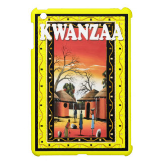 Kwanzaa, In the village Case For The iPad Mini