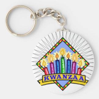 Kwanzaa Keychains