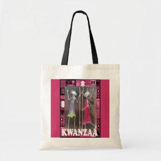 Kwanzaa -ladies meetings tote bag