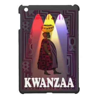 Kwanzaa, Lady carrying water Case For The iPad Mini