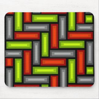 Kwanzaa pad mouse pad
