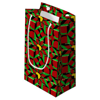 Kwanzaa Small Gift Bag