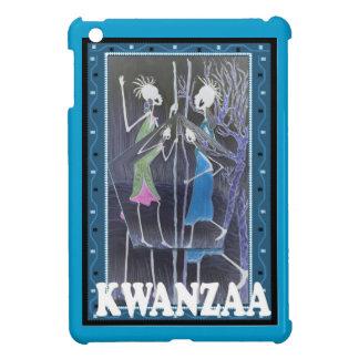 Kwanzaa, the meeting place iPad mini cover