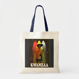Kwanzaa -Village character Tote Bag