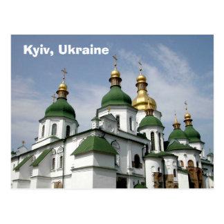 Kyiv, Ukraine Postcard