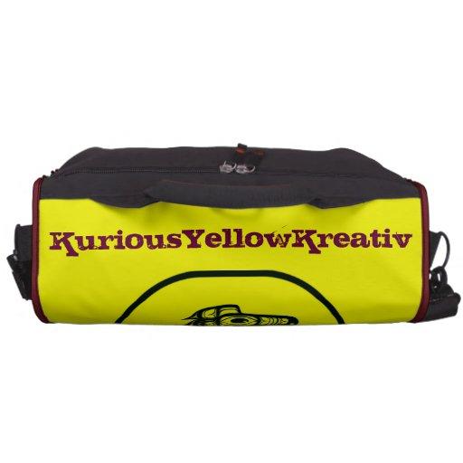 KYK Tlingit Thunderbird Messenger Bag Bags For Laptop