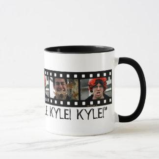 """""""KYLE!  KYLE!  KYLE!"""" MUG"""