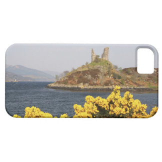 Kyleakin, Scotland. The ancient ruins of 2 iPhone 5 Cases