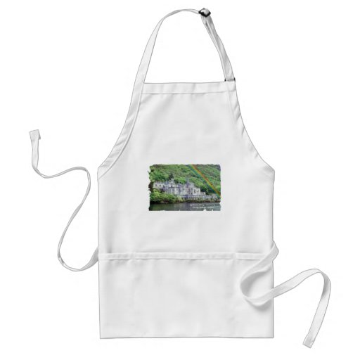 Kylemore Abbey Connemara, County Galway Aprons