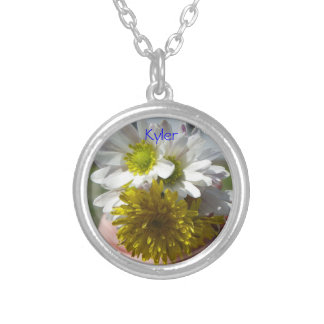 Kyler Wildflower Group Necklace