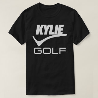 Kylie Golf front design only (Black) T-Shirt