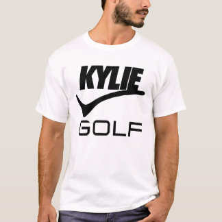 Kylie Golf front design only T-Shirt