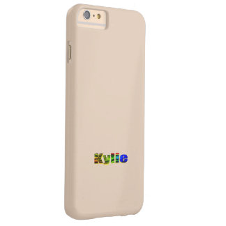 Kylie Light Brown iPhone 6 Plus case