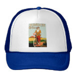 Kynoch Cycyles - Vintage Bicycle Poster Art Hat