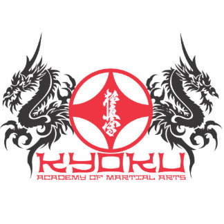 Kyoku Academy of Martial Arts 3D Keychain Photo Sculpture Key Ring
