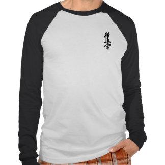 Kyokushin Kanji Raglan T-Shirt