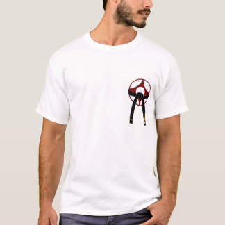 Kyokushin Kanku & Black belt T-Shirt