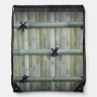 Kyoto Bamboo Drawstring Bag