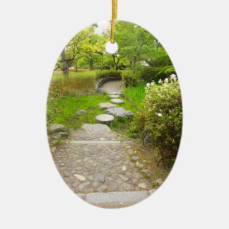 Kyoto Japan Rock Garden Ornament