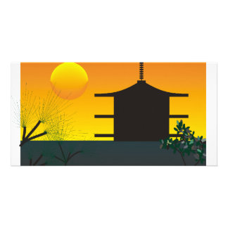 Kyoto Picture Card