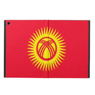 Kyrgyzstan Flag Case For iPad Air