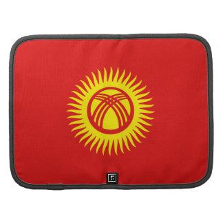 Kyrgyzstan Flag Folio Organizer